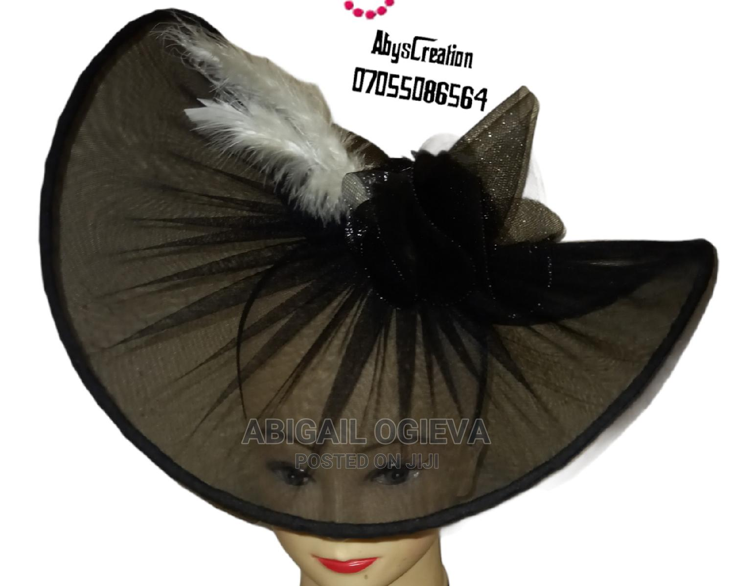 Archive: Fascinators Hat