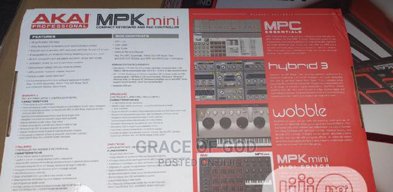 Professional Akai Mpk Mini | Audio & Music Equipment for sale in Ikeja, Lagos State, Nigeria
