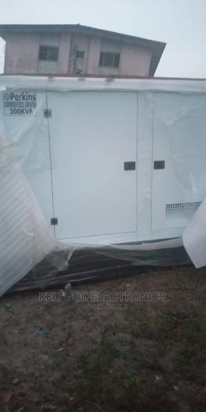300 Kva Perkins Soundproof Diesel Generator | Electrical Equipment for sale in Lagos State, Ojo