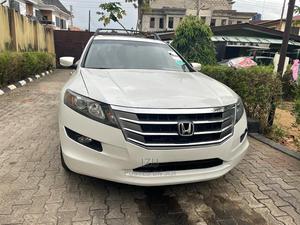 Honda Accord CrossTour 2012 EX-L White | Cars for sale in Lagos State, Lekki