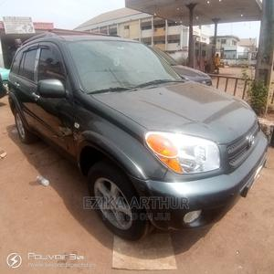 Toyota RAV4 2004 1.8 Black | Cars for sale in Enugu State, Enugu