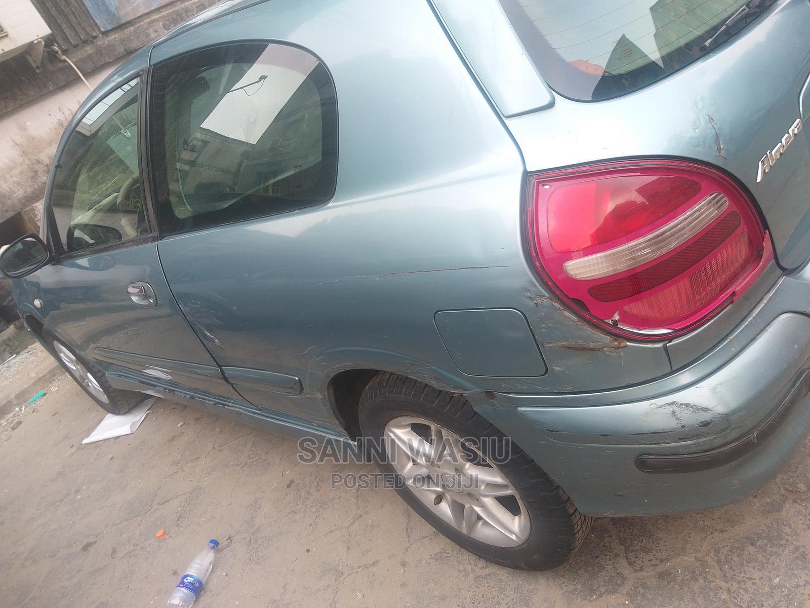 Nissan Almera 2002 Tino Blue | Cars for sale in Ikoyi, Lagos State, Nigeria