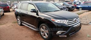 Toyota Highlander 2013 Limited 3.5l 4WD Black | Cars for sale in Imo State, Owerri