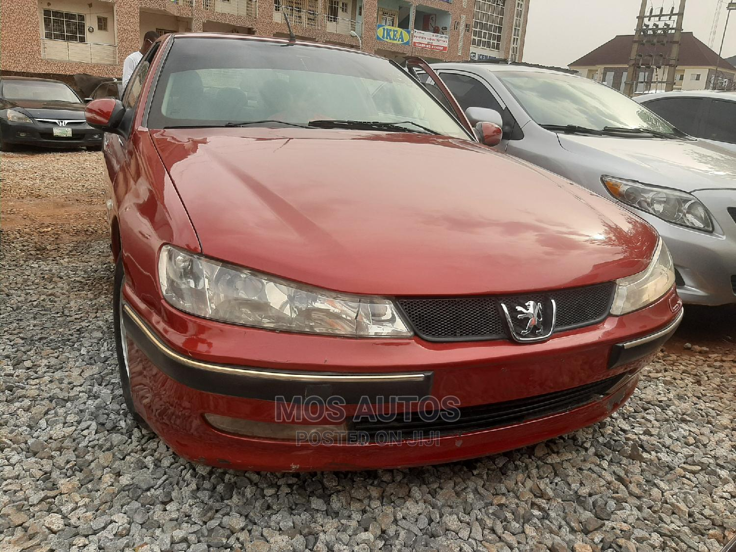 Peugeot 406 2004 2.0 HDi ST Red | Cars for sale in Gwarinpa, Abuja (FCT) State, Nigeria