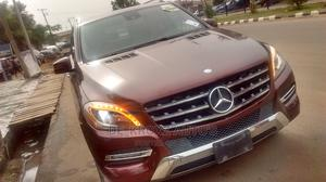 Mercedes-Benz M Class 2013 ML 350 4Matic Red | Cars for sale in Lagos State, Ikeja