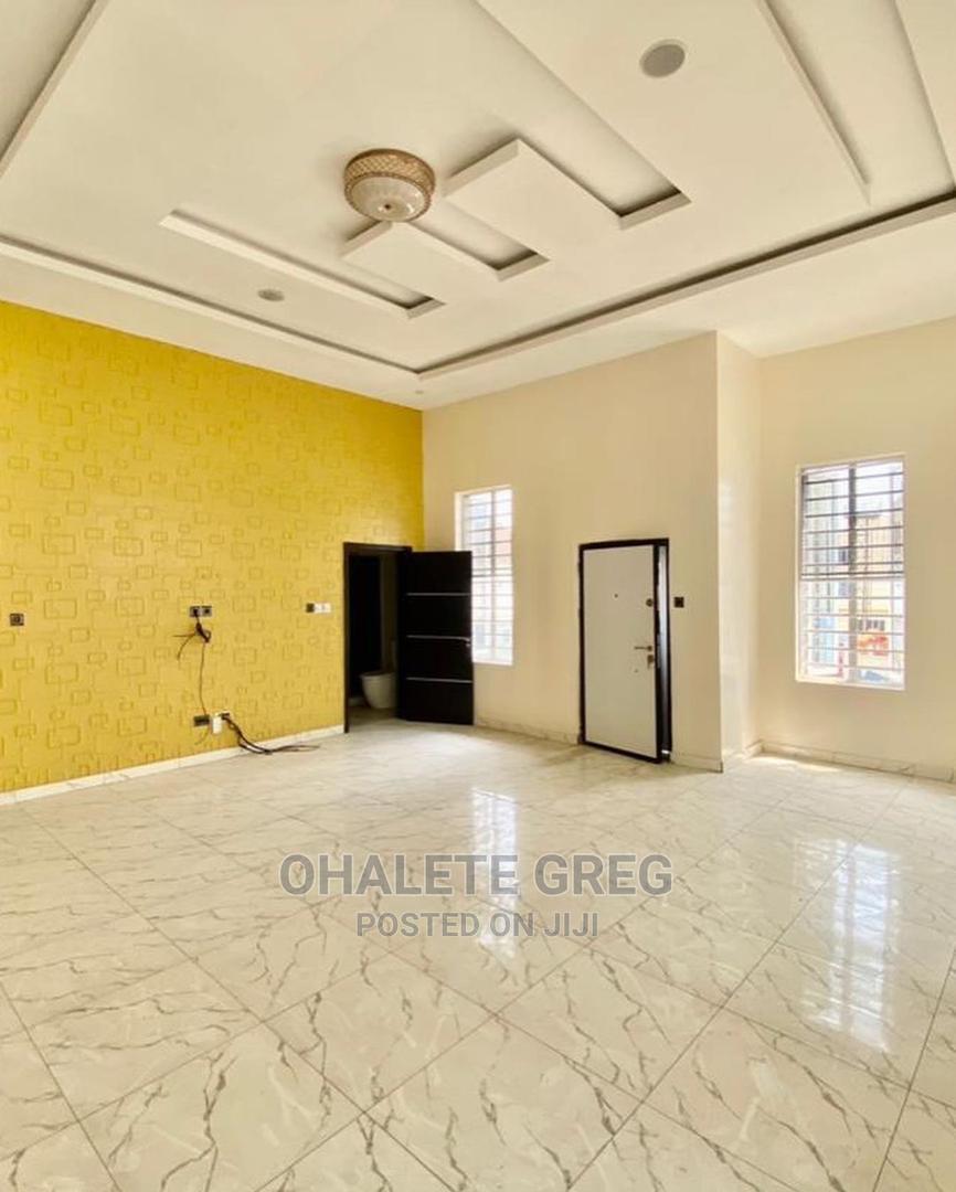Archive: 5 Bedrooms Detached Duplex With Bq at Chevron Lekki Lagos