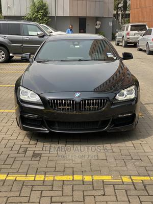 BMW 6 Series 2016 Black | Cars for sale in Lagos State, Ikoyi