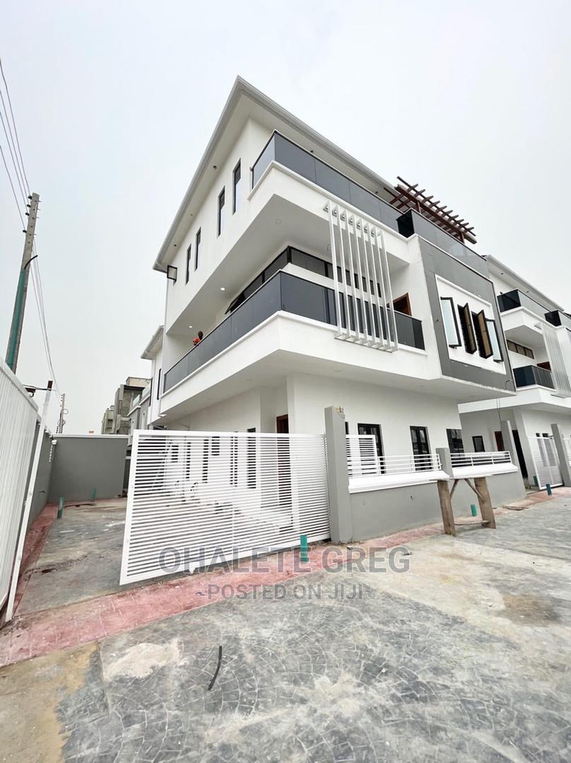 5 Bedrooms Detached Duplex With Bq at Ikate Lekki Lagos