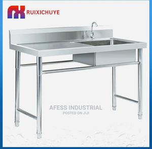 Brand Single Sink   Restaurant & Catering Equipment for sale in Lagos State, Surulere