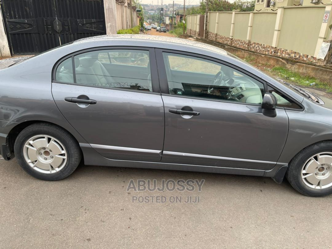 Honda Civic 2009 1.8 DX Automatic Brown | Cars for sale in Abule Egba, Lagos State, Nigeria
