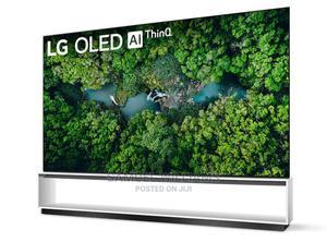 LG 88′′ OLED Gallery Design Smart 4k TV   TV 88 ZXPVA   TV & DVD Equipment for sale in Lagos State, Shomolu