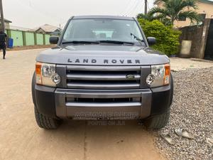 Land Rover LR3 2005 SE Gray   Cars for sale in Lagos State, Ikeja