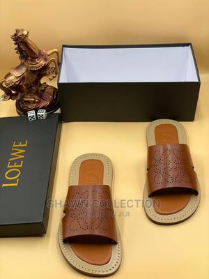 Loewe Luxury Leather Slippers   Shoes for sale in Lagos State, Lagos Island (Eko)