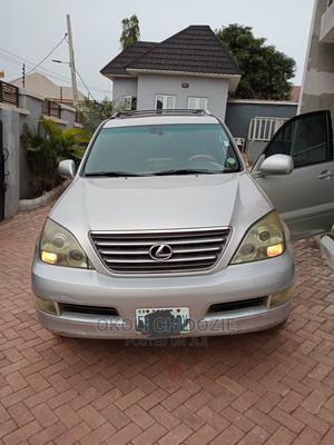 Lexus GX 2005 470 Sport Utility Silver | Cars for sale in Enugu State, Enugu