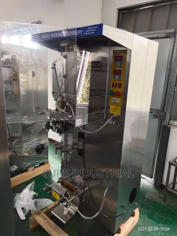 Water Machine Sachet Water Machine   Restaurant & Catering Equipment for sale in Amuwo-Odofin, Lagos State, Nigeria