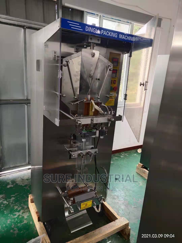 Water Machine Sachet Water Machine