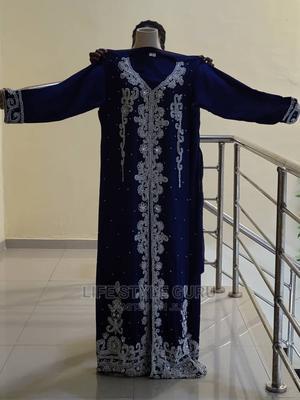 Blue Abaya Dubai Design   Clothing for sale in Abuja (FCT) State, Gaduwa