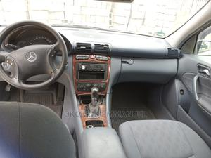 Mercedes-Benz C350 2002 Silver | Cars for sale in Lagos State, Lekki