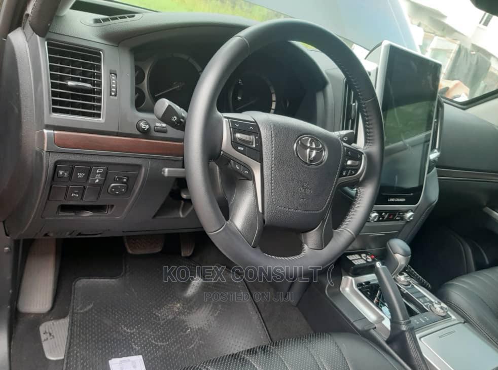 New Toyota Land Cruiser 2020 5.7 V8 VXR Black   Cars for sale in Lekki, Lagos State, Nigeria