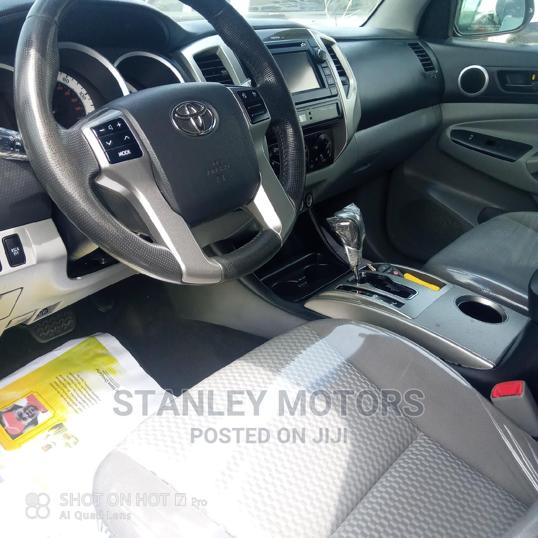Archive: Toyota Tacoma 2014 Silver