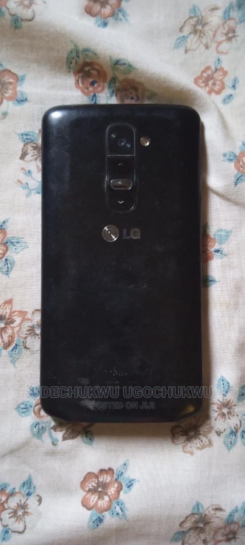 LG G2 32 GB Black | Mobile Phones for sale in Alimosho, Lagos State, Nigeria