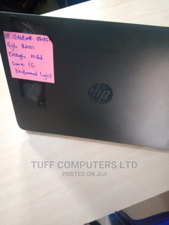 Laptop HP EliteBook 840 G1 4GB Intel Core I5 HDD 500GB