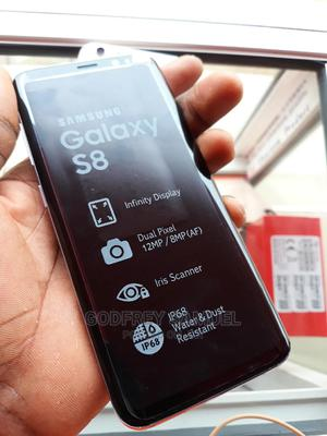 Samsung Galaxy S8 64 GB Blue | Mobile Phones for sale in Edo State, Benin City