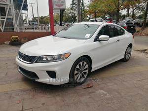Honda Accord 2014 White   Cars for sale in Lagos State, Ikeja