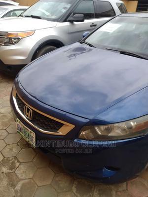 Honda Accord 2011 Coupe EX V-6 Blue | Cars for sale in Ogun State, Ado-Odo/Ota