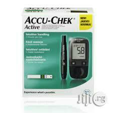 Digital Glucometer(Accu-chek) Machine   Medical Supplies & Equipment for sale in Abia State, Aba North