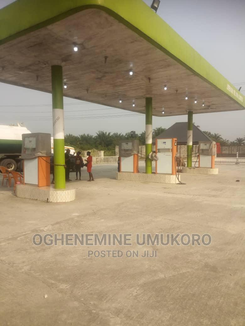 Filling Station | Commercial Property For Sale for sale in Ugheli, Delta State, Nigeria