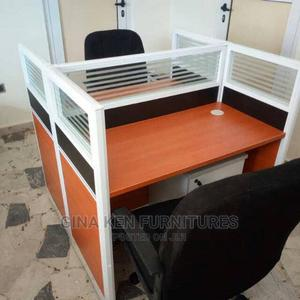Quality Work Station by 2 | Furniture for sale in Lagos State, Ojo