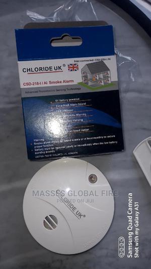 Chloride Uk Smoke Detector | Safetywear & Equipment for sale in Lagos State, Apapa