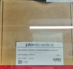 Plantronics Voyager Legend Wireless Bluetooth Headset | Headphones for sale in Lagos State, Ikeja