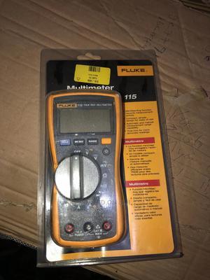 Fluke Multimeter 115 Professional | Measuring & Layout Tools for sale in Lagos State, Lagos Island (Eko)