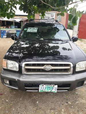 Nissan Pathfinder 2003 SE AWD SUV (3.5L 6cyl 4A) Black | Cars for sale in Rivers State, Port-Harcourt