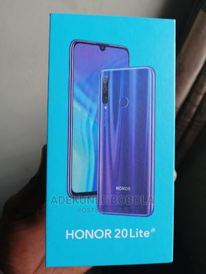 New Huawei Honor 20 Lite 128 GB Black | Mobile Phones for sale in Lagos State, Alimosho