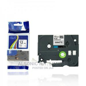 Tze-231, TZ Tape 12mm 0.47 Inch For Brother | Accessories & Supplies for Electronics for sale in Abuja (FCT) State, Wuse