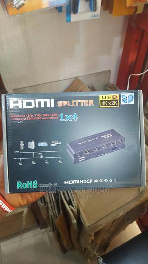 Hdmi Splitter 5 Port | Accessories & Supplies for Electronics for sale in Lagos State, Ikeja