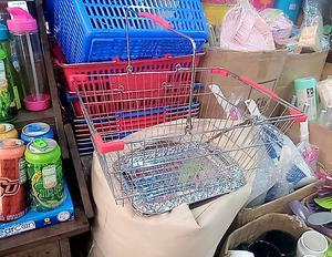 Steel Basket.   Store Equipment for sale in Lagos State, Lagos Island (Eko)