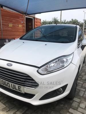 Ford Fiesta 2014 White   Cars for sale in Lagos State, Ajah