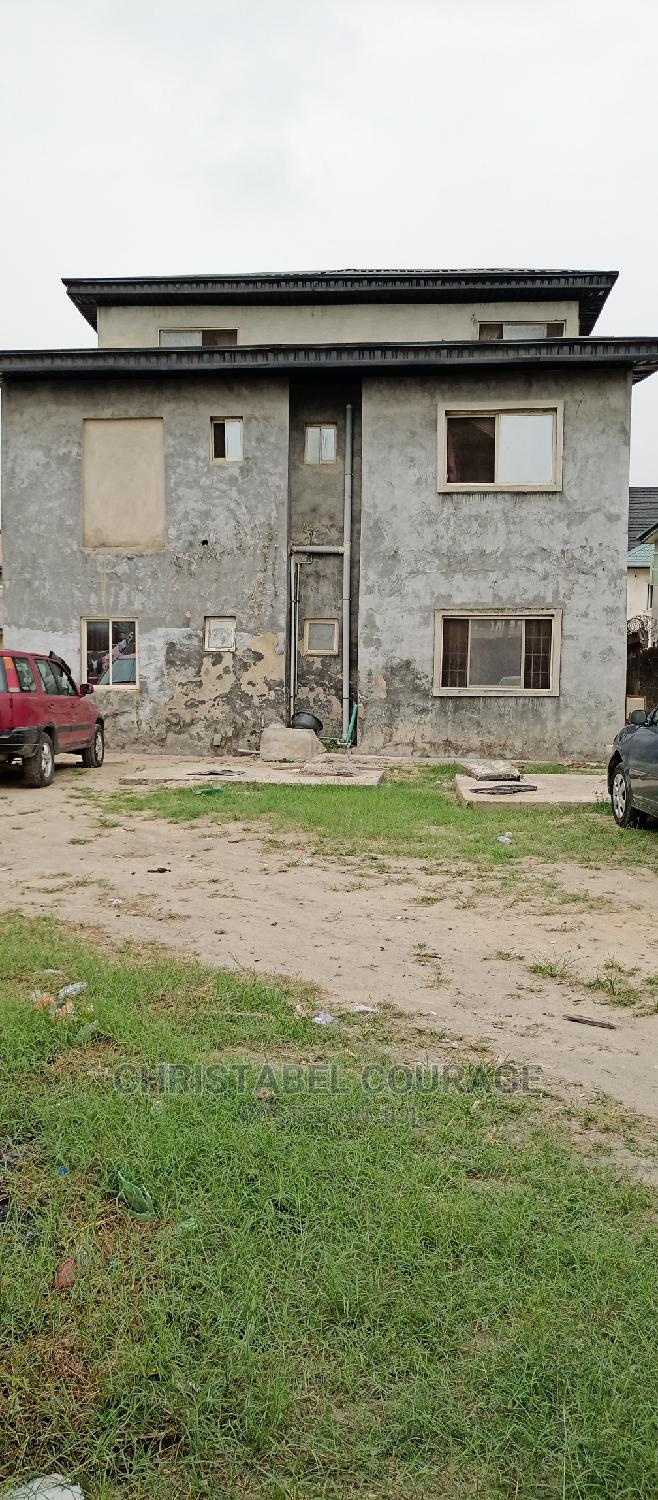 5 Units of 3bedroom Flats Sitting on 1048.304sqm | Houses & Apartments For Sale for sale in Ajah, Lagos State, Nigeria