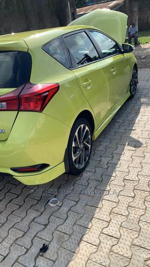 Toyota Corolla 2017 Yellow | Cars for sale in Lagos State, Ikeja
