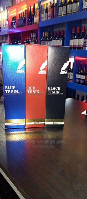 Red, Blue, Black Train | Meals & Drinks for sale in Lagos State, Surulere