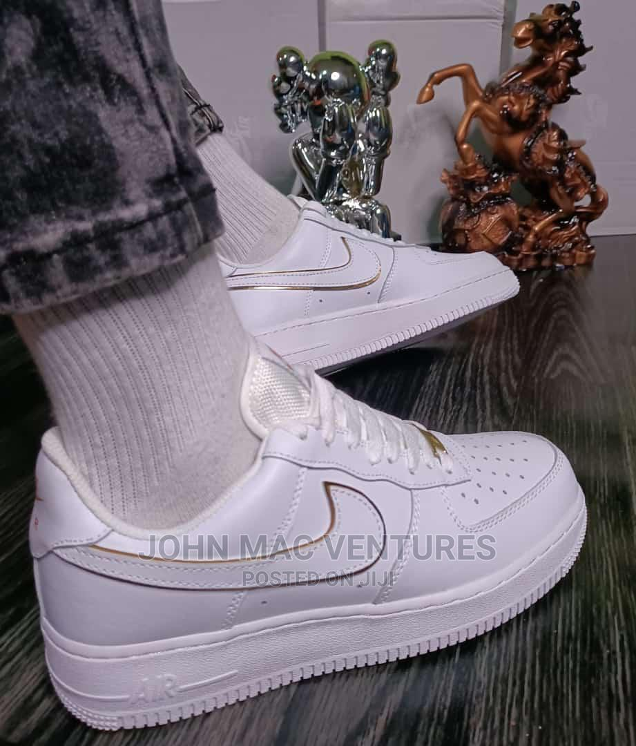 New Original White Nike Sneakers