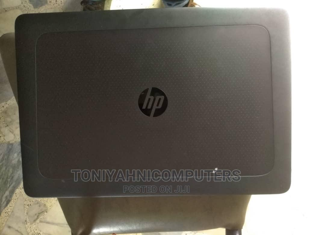 Laptop HP ZBook 15 16GB Intel Core i7 SSD 1T | Laptops & Computers for sale in Ikeja, Lagos State, Nigeria