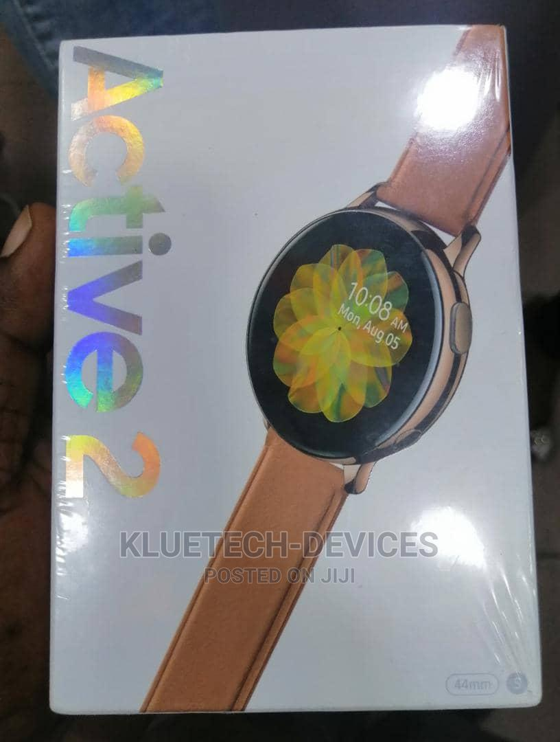 Samsung Galaxy Watch Active 2 44mm | Smart Watches & Trackers for sale in Ikeja, Lagos State, Nigeria
