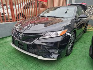 Toyota Camry 2018 SE FWD (2.5L 4cyl 8AM) Black | Cars for sale in Lagos State, Ipaja