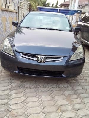 Honda Accord 2005 Gray | Cars for sale in Abuja (FCT) State, Lokogoma