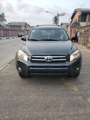 Toyota RAV4 2008 200 4X4 Automatic Gray | Cars for sale in Lagos State, Amuwo-Odofin